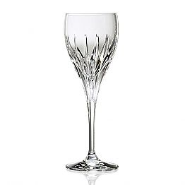 12 Italian Luxury Design Red Wine Glass in Eco Crystal, Luxury Line - Voglia