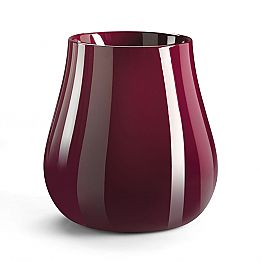 Drop Shaped Design Decorative Vase in Polyethylene Made in Italy - Monita