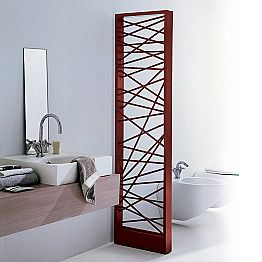 Modern design hot water radiator made of steel Mikado by Scirocco H